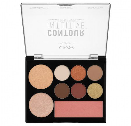 NYX Professional Makeup palette per il contouring in polvere